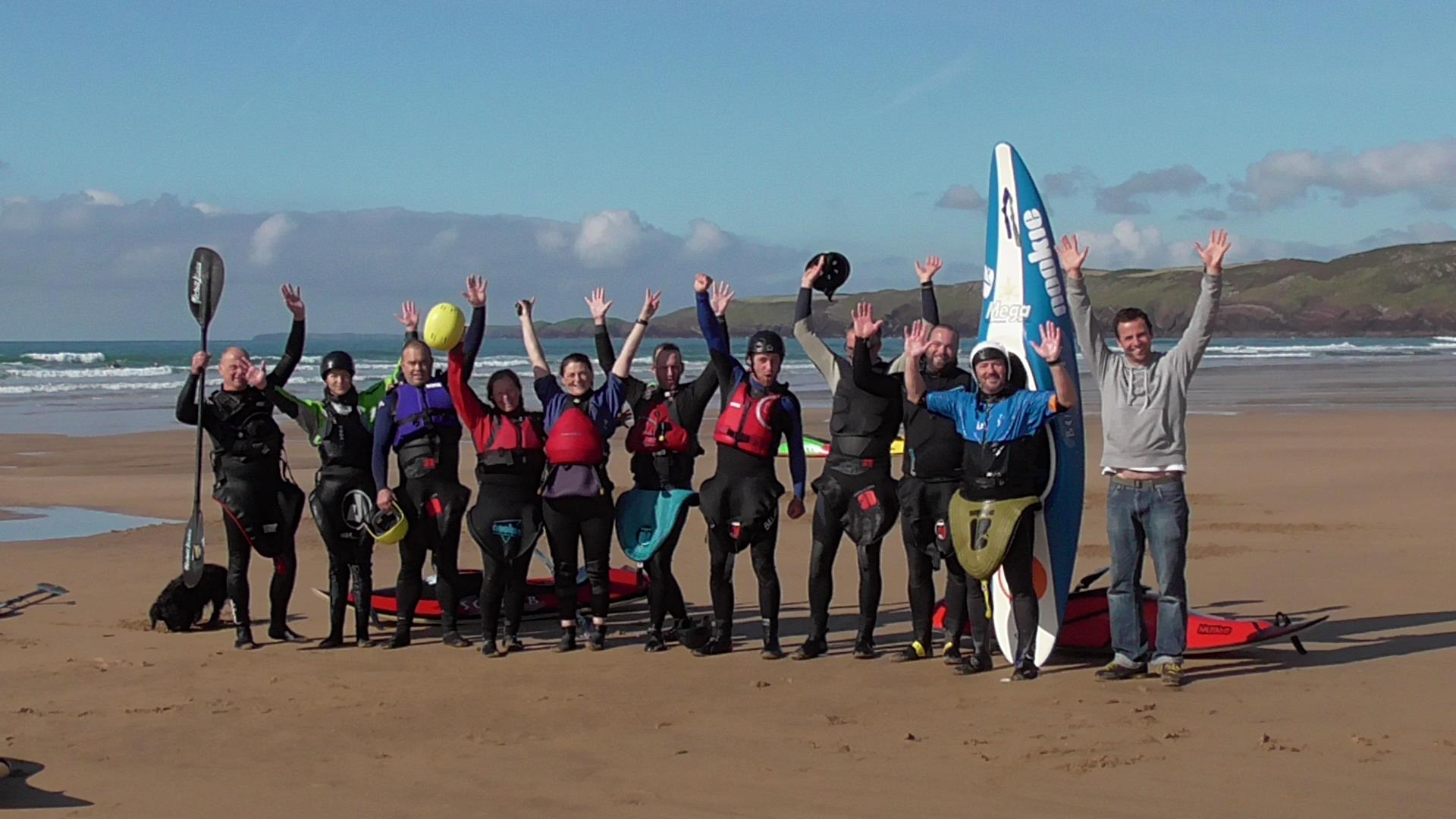 Surf Kayak Symposiums